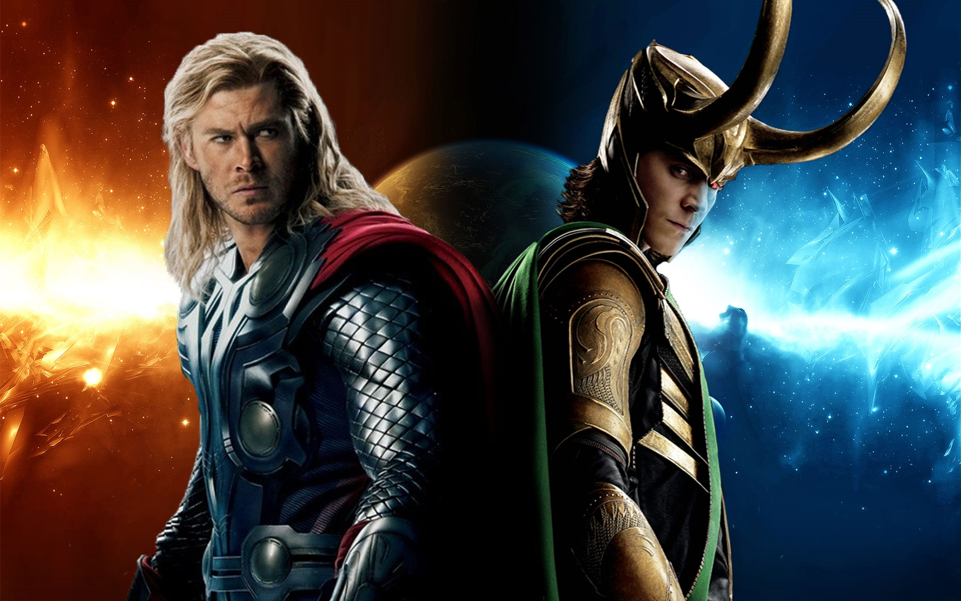locked in a room with Thor and Loki - Personality Quiz