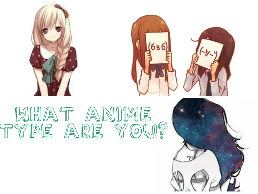 What anime girl are you dating personality quiz