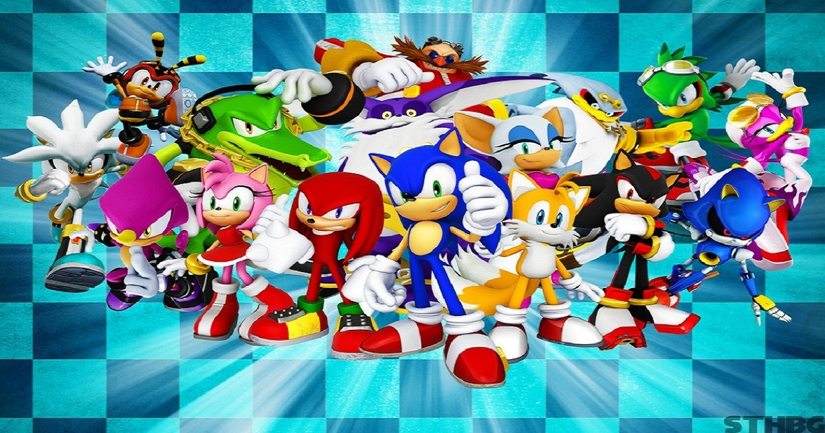 what sonic the hedgehog character are you the most like